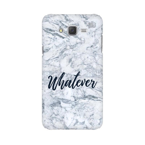 Whatever Samsung J2 Phone Cover
