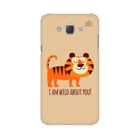 Wild About You Samsung J2 Phone Cover