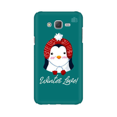 Winter Love Samsung J2 Phone Cover
