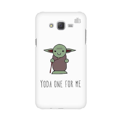 Yoda One Samsung J2 Phone Cover