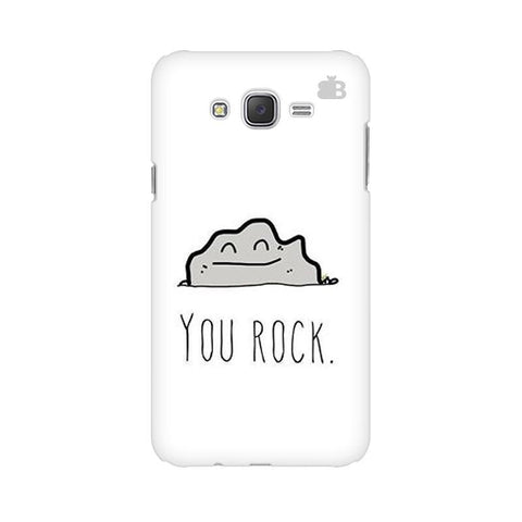 You Rock Samsung J2 Phone Cover