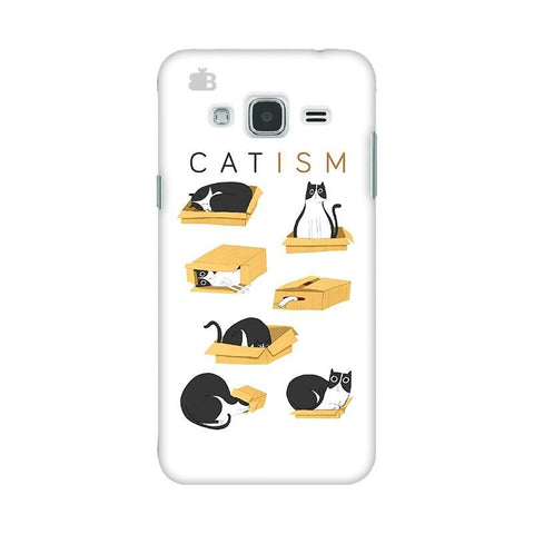 Catism Samsung J3 2016 Phone Cover