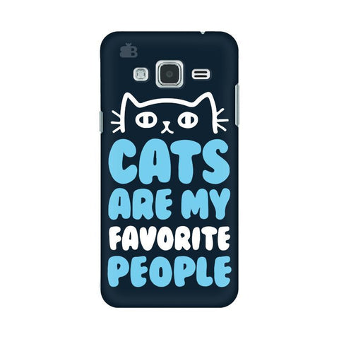 Cats favorite People Samsung J3 2016 Phone Cover