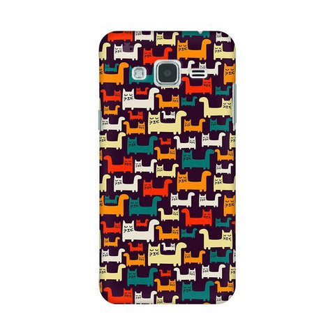 Chill Cats Samsung J3 2016 Phone Cover