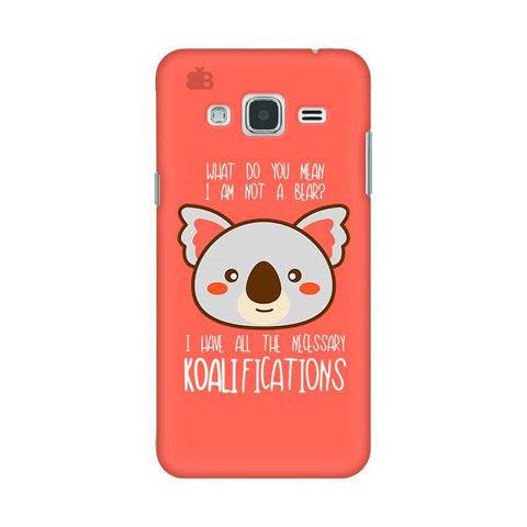 Koalifications Samsung J3 2016 Phone Cover