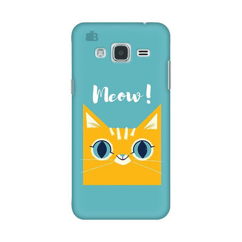 Meow Samsung J3 2016 Phone Cover