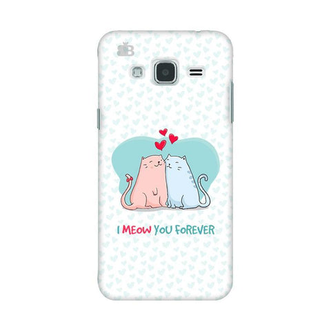 Meow You Forever Samsung J3 2016 Phone Cover