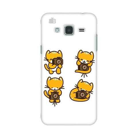 Photographer Kitty Samsung J3 2016 Phone Cover