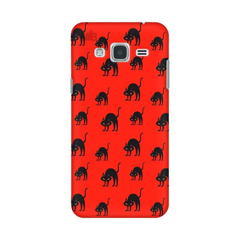 Scary Cats Samsung J3 2016 Phone Cover