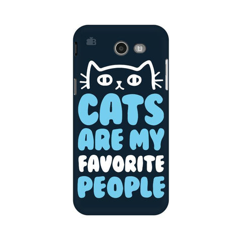 Cats favorite People Samsung J3 2017 Phone Cover