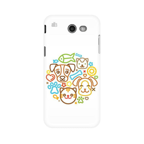 Cute Pets Samsung J3 2017 Phone Cover