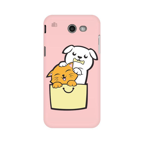 Kitty Puppy Buddies Samsung J3 2017 Phone Cover