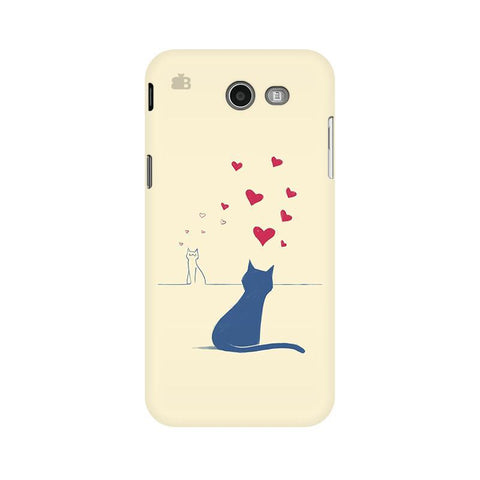 Kitty in Love Samsung J3 2017 Phone Cover