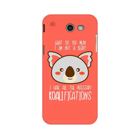 Koalifications Samsung J3 2017 Phone Cover