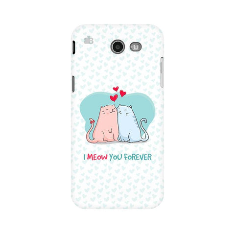 Meow You Forever Samsung J3 2017 Phone Cover