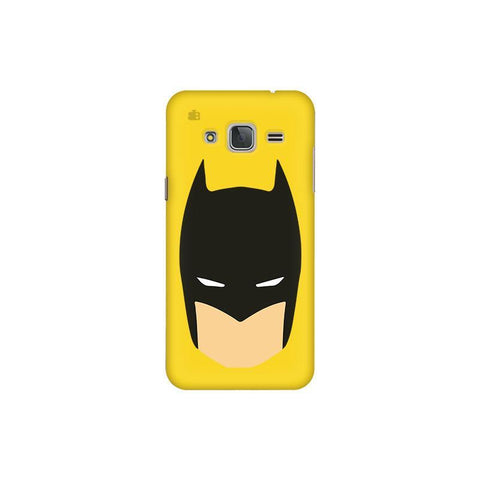 Angry Masked Superhero Samsung J3 Pro Cover