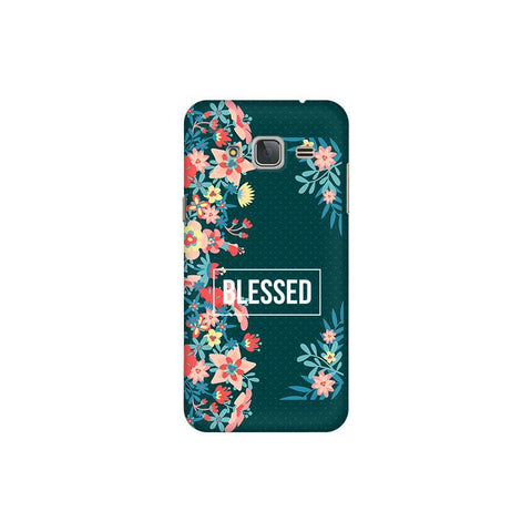 Blessed Floral Samsung J3 Pro Cover