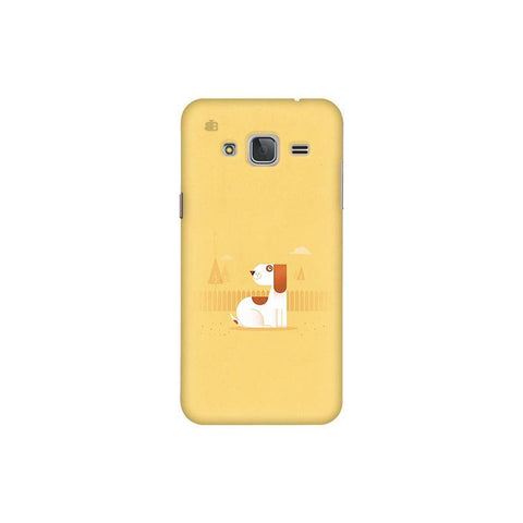 Calm Dog Samsung J3 Pro Cover