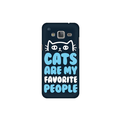 Cats favorite People Samsung J3 Pro Cover
