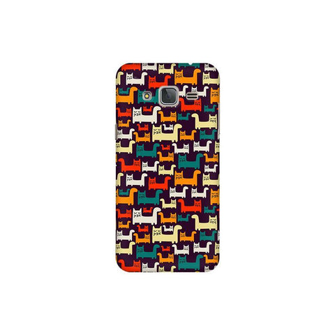 Chill Cats Samsung J3 Pro Cover