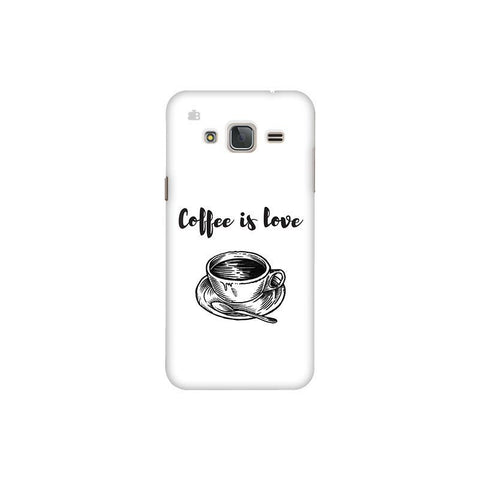 Coffee is Love Samsung J3 Pro Cover