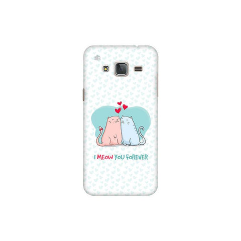 Meow You Forever Samsung J3 Pro Cover