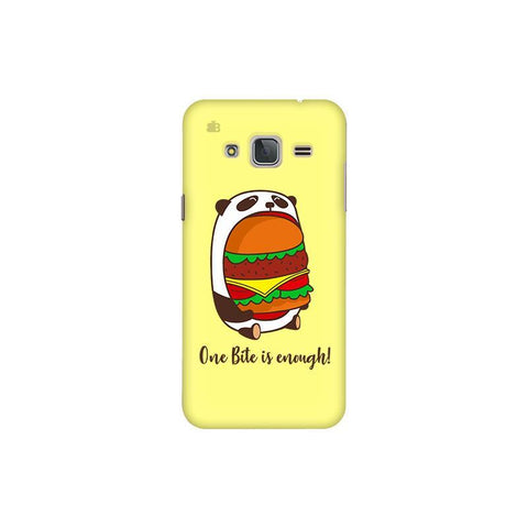 One Bite Samsung J3 Pro Cover