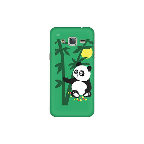 Panda in Woods Samsung J3 Pro Cover