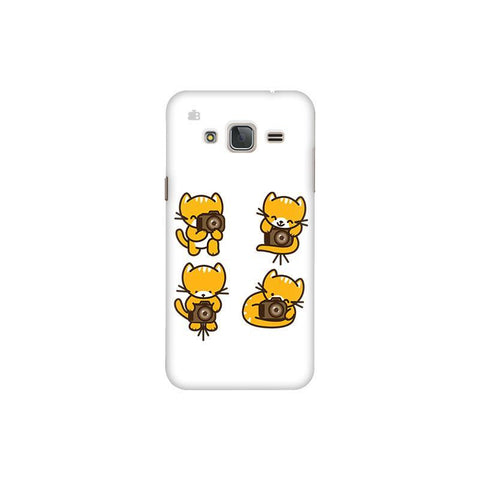 Photographer Kitty Samsung J3 Pro Cover