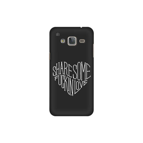 Share Some F'ing Love Samsung J3 Pro Cover