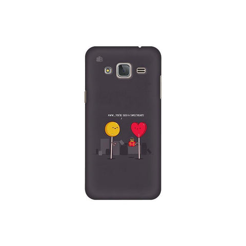 Sweetheart Samsung J3 Pro Cover