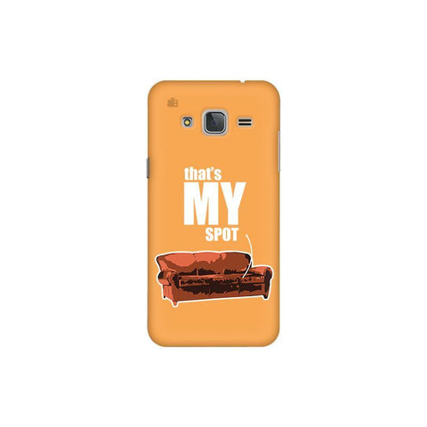 That's My Spot Samsung J3 Pro Cover