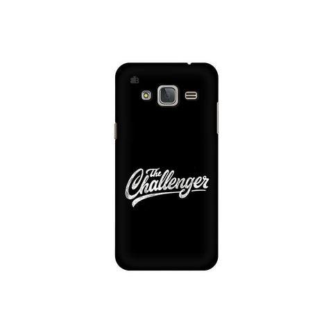 The Challenger Samsung J3 Pro Cover