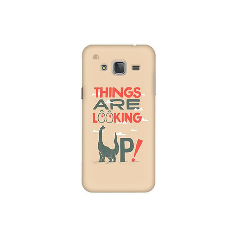 Things are looking Up Samsung J3 Pro Cover
