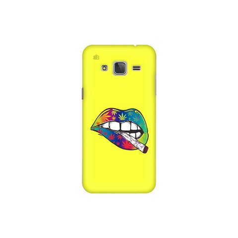 Trippy Lips Samsung J3 Pro Cover