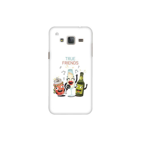 True Friends Samsung J3 Pro Cover