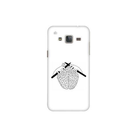 Weaving Brain Samsung J3 Pro Cover