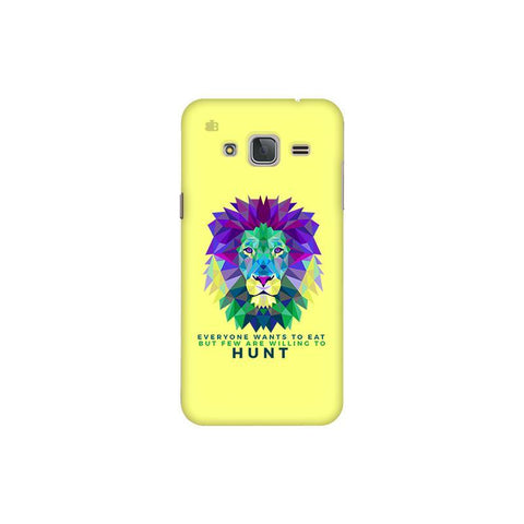 Willing to Hunt Samsung J3 Pro Cover