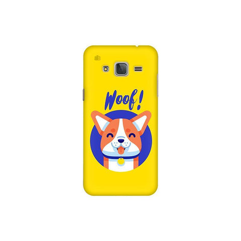 Woof Samsung J3 Pro Cover