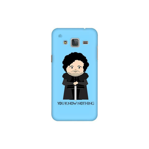 You Know Nothing Samsung J3 Pro Cover