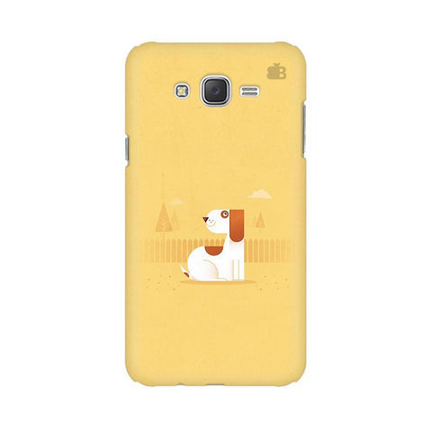 Calm Dog Samsung J3 Phone Cover