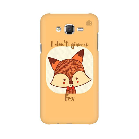 Dont give a Fox Samsung J3 Phone Cover