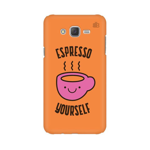 Espresso Yourself Samsung J3 Phone Cover