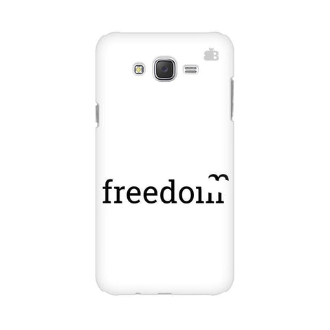 Freedom Samsung J3 Phone Cover