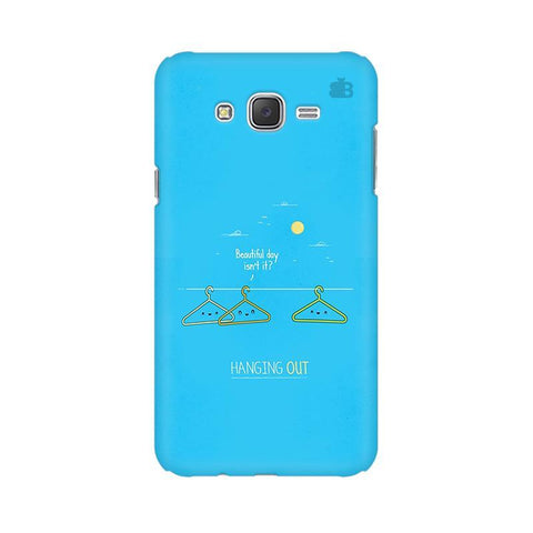 Hanging Out Samsung J3 Phone Cover