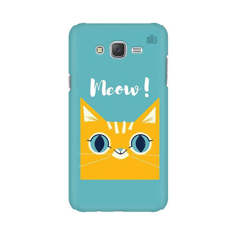 Meow Samsung J3 Phone Cover