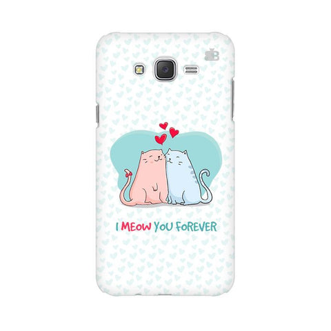 Meow You Forever Samsung J3 Phone Cover