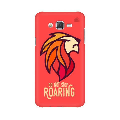 Roaring Lion Samsung J3 Phone Cover
