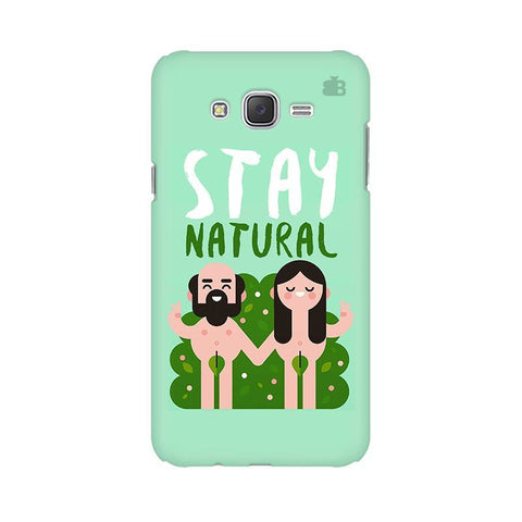 Stay Natural Samsung J3 Phone Cover