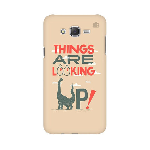 Things are looking Up Samsung J3 Phone Cover